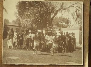 Original Photographic Print of Native American Indian Dance