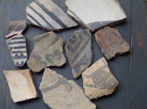 Southwest Pottery Shards