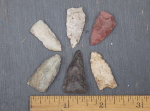 6 Midwest Triangle Points