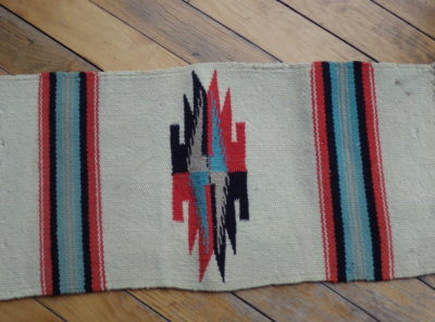 Small Native American Rug