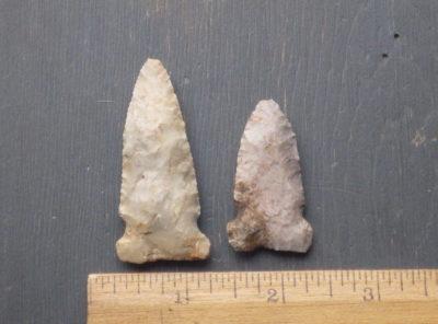 Matanzas Native American Arrowheads
