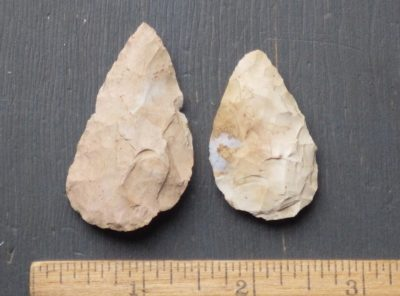 2 Midwest Teardrop Blades