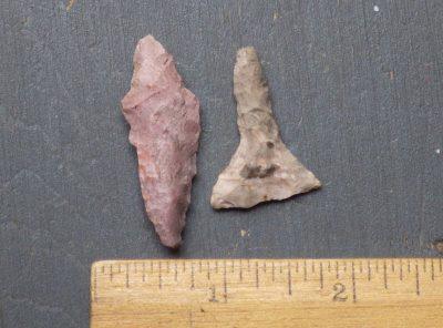 Native American Flint Drills